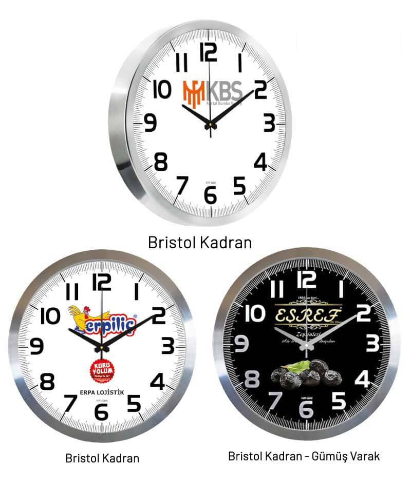 Duvar Saatleri ( 40 cm )