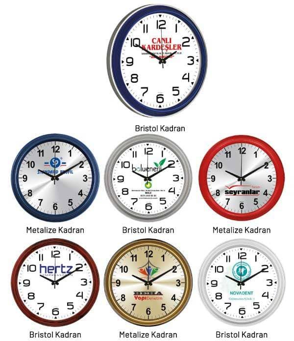Duvar Saatleri ( 46 cm )
