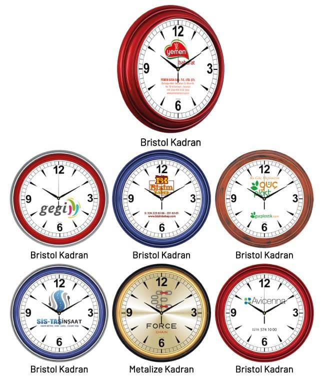 Duvar Saatleri (42 cm )